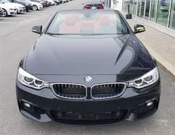 Coupe Series bmw 435i 2015 : 2015 BMW 435i for sale at BMW West-Island! Amazing condition, at a ...