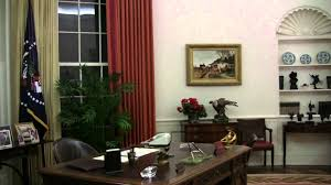 reagan oval office. Oval Office Tour At The Ronald Reagan Library V