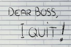 good reasons to quit your job to a new one mentoreu then it is time to quit your job