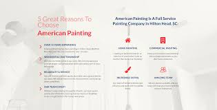 american painting hilton head services