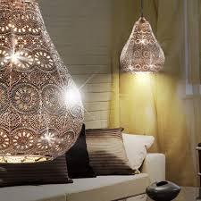 oriental lighting. Oriental Hanging Light Ø190mm/ Orient/ Copper/ Aluminium/ Pendulum Lamp Arabic Moroccan Pendant Lighting