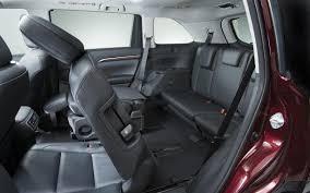 2019 Toyota Highlander Interior Capacitu 7 Seat SUV - 2018 Car Review