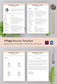 Free Creative Resume Template Adorable Creative Resume Template 48 Free Samples Examples Format