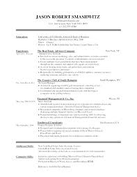 Formal Resume Template Extraordinary Sample Resume Form Sample Of Resume Form Sample Of Resume Form