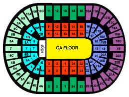 Valley View Seating Chart Valley View Casino Concert Seating Chart Valley Forge Casino