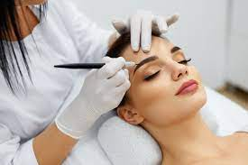 certified and licensed microblading artist