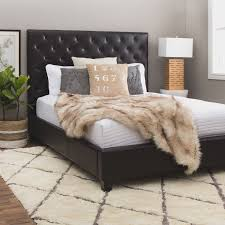 appealing brown bed frame 20 surprising queen amazing get leather ideas on without signing up