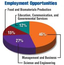 Food Pie Chart Usda Usda 2015 2020 Employment Opportunities In Food