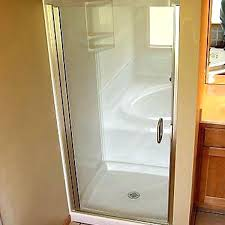 semi frameless shower door semi shower door shower door cost estimator