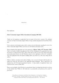 police officer cover letter probation officer cover letter sample police officer cover letters