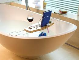 bath caddy wooden bath with book rest and wine glass holder best bath caddy for college