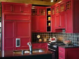 Red Kitchen Red Kitchen Ideas Design Accessories Pictures Zillow Digs