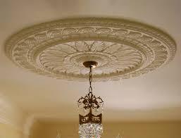 image of ceiling lighting medallion