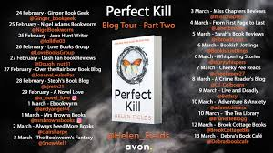 Blog Tour || Perfect Kill by Helen Fields.* [AD | Gifted]