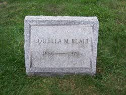 Louella Martin Blair (1886-1979) - Find A Grave Memorial