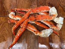 King Crab Legs - forbes meat company