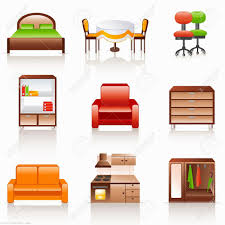 bedroom furniture clipart.  Clipart Throughout Bedroom Furniture Clipart
