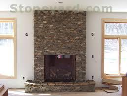 new england fieldstone ledgestone thin veneer fireplace br thin 3 inch minus