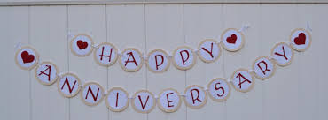 happy anniversary banners happy anniversary banner love banner hearts wedding anniversary