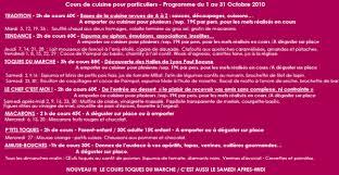 Les Cours De Cuisine De Philippe Lechat Aux Halles Paul Bocuse Lyon