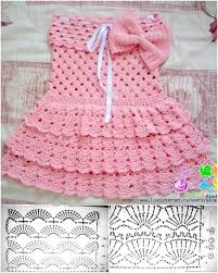 Baby Dress Patterns Beauteous 48 Patterns For Cute Crochet Girls Dresses
