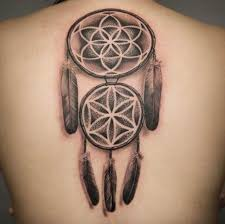 Pics Of Dream Catchers Tattoos 100 Gorgeous Dreamcatcher Tattoos Done Right TattooBlend 33