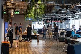 sydney office. Photo: Atlassian Sydney Office N