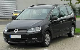 Volkswagen Sharan - Wikipedia