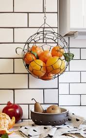 Best Hanging Fruit Baskets Ideas On Wire Basket