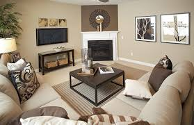 living room decor with corner fireplace. 27+ Appealing Corner Fireplace Ideas In The Living Room Tags: Modern Decor With S
