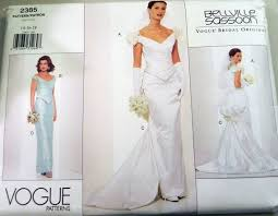 Wedding Dress Patterns To Sew Delectable Modern Wedding Dress Sewing Patterns With Image 48 Of 48