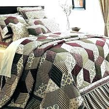 burdy bedding sets queen quilt bed sets country quilts rustic burdy green paisley block twin queen