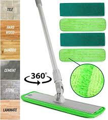 microfiber mop hardwood floor cleaning washable pads perfect for wood laminate tile