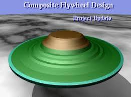 Composite Flywheel Design