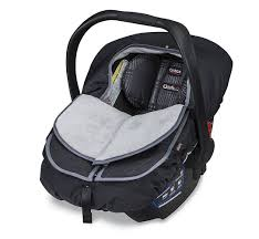 britax b warm insulated infant car seat cover in polar new free 1 of 5