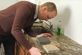 can heat granite counters
