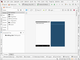 Xamarin Android Layout Design Xamarin Android Visual Designer And Layout Inspector In