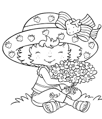 Small Picture Strawberry Shortcake Coloring Pages Cool coloring pages 2 Free
