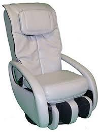 CANTUS <b>Massage Chair Grey</b> 68 x 107 x 103 cm Plastic: Amazon ...