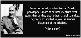 Greek Philosophers Quotes Inspiration From The Outset Scholars Treated Greek Philosophers More As Natural