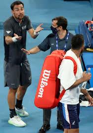 """Australian Open 2021: Fabio Fognini attacks countryman Salvatore Caruso for  being 'f...... lucky"""""""
