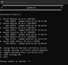 AMD OS X <b>Vanilla</b>