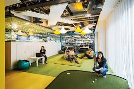 google head office dublin. Minigolf \ Google Head Office Dublin