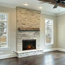 interior white stone fireplace surround facade throughout design 13 magnificient stacked lively 7 white