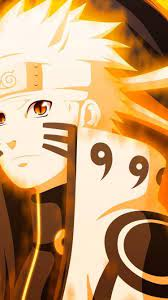 Wallpaper Naruto Kyuubi Mode