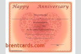 Template Anniversary Card Template For Anniversary Card Biofonika Info