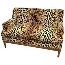 leopard office chair. Leopard Print Sofa Animal Furniture Office Chair E
