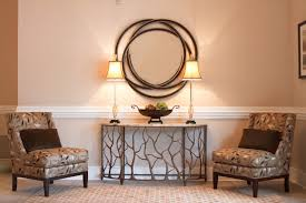 furniture for the foyer. ROOMS: Project Reveal: Church Foyer Makeover / The Table Adds Interest And Wouldn\u0027 Furniture For T