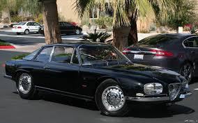 File:1966 Alfa Romeo 2600 SZ - black - fvr.jpg - Wikimedia Commons