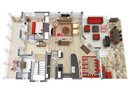 roomsketcher home design 3d floor plan